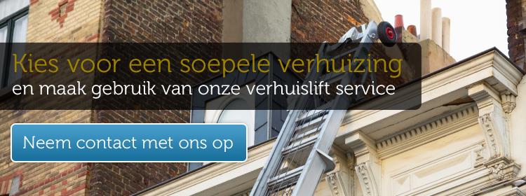 Verhuislift in Utrecht